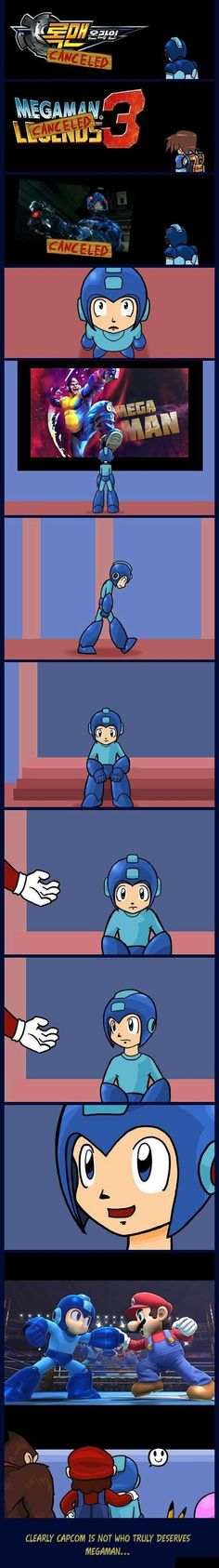 Megaman, you are not alone!