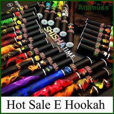 Super slim disposable electronic cigarette filter smoke pipe nicotine free hookah pen shisha time vape vaporizer pens stick