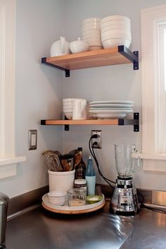 Trays on the Countertop: Keeping Things Organized and Close at Hand
