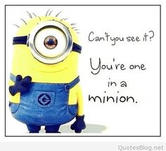 One in minion