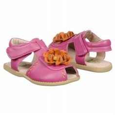 Livie & Luca Bloom Tod/Pre Sandals (Fuchsia) - Kids' Sandals - 11.0 M