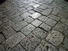 Les pavés de Palerme Sidewalk, Stones, Palermo, Rocks, Side Walkway, Sidewalks, Stone, Pavement, Walkways