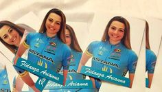 Le Astana for Amatrice Nike, Cycling