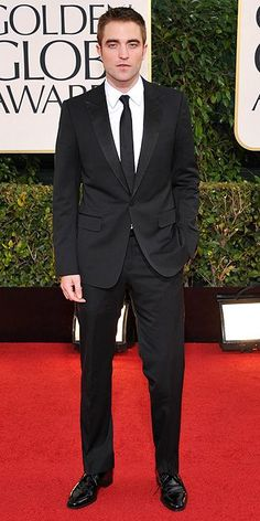 Robert Pattinson from Most Stylish Men at the 2013 Golden Globes Celebrity Look, Celebrity Photos, Celebrity News, Golden Globes 2013, Golden Globe Award, Robert Pattinson, Kristen Stewart, Most Stylish Men, Stylish Man