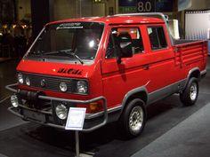 VW T3 Syncro Concept MAGMA 1987