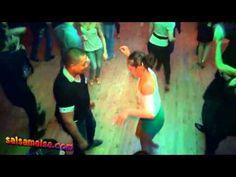 Patrick Mussendijk & Melisa Sahra   Social Salsa   The Cafe Mambo Projec...