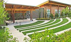 open air amphitheater - Google Search