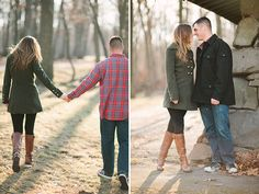 fall engagement - cmostr photography