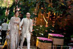 Hannah and Saif | Taj Lands End | Mumbai Wedding | WeddingSutra