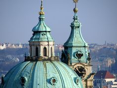 church I want to visit..St. Nicholas Church~Prague