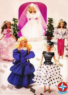 Barbie Glamour da Estrela, 1989