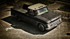 Chevy Pick up 1963 - 1963 Chevrolet C20 1963