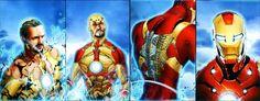 Hot Toys dévoile la nouvelle armure de Tony Stark pour Avengers: Age Of Ultron   COMICSBLOG.fr