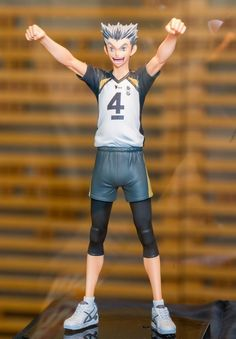 New Haikyu!! Figures Displayed at Prize Fair - Interest - Anime News Network