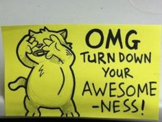 Inspirational Post-Its Will Encourage You to Be a 'Superfly Success Machine'