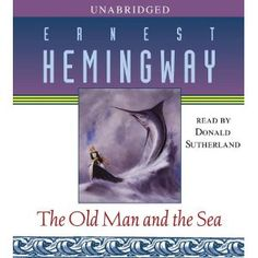 Great book by Hemingway. this audio book is read by Donald Sutherland. He does a fantastic job. Great for a long trip.