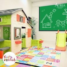 "Getting fun in this long weekend with Atria Residences Gading Serpong.  We delighted to offers our new ""KIDS SUITE"". It's special room package for your lovely family and kids.   Start Rp 1.24.000/room/night (2 bedroom only) Because we know, kids need more space. Enjoy the privilege such as; Kids Amenities, Kids Toys, Teddy Bear, Story Books, and many more cuteness.   Take your kids to Kids Club, located in 1st floor. The playroom with perfect place for your youngest guest.  BOOK NOW:  (021)…"