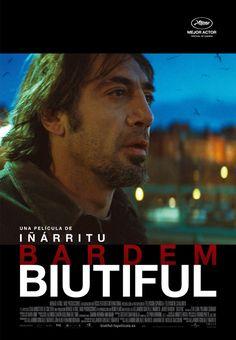 BIUTIFUL (DVD). Dirección: Alejandro González Iñárritu