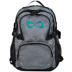 Shop Nfinity Sparkle Backpack, the perfect cheer bag for practice. Shop Nfinity's other cheer shoes, cheer backpacks, and cheerleading apparel. Cheer Backpack, Gym Backpack, Backpack Online, Fashion Backpack, Cheerleading Bags, Cheer Shoes, Backpack Reviews, Shoe Bag, Sparkle