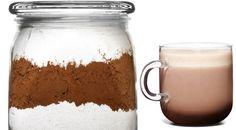 Cioccolata calda speziata | #ricetteinbarattolo #ricette #barattolo