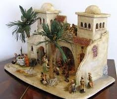 1 million+ Stunning Free Images to Use Anywhere Christmas Nativity Scene, Christmas Villages, Christmas Art, Nativity Scenes, Christmas Crib Ideas, Christmas Decorations, Fontanini Nativity, Christmas In Italy, Landscape Architecture Drawing