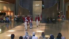 February 7 2014 - The US Army Old Guard Fife and Drum Corps performing at the National Infantry Museum and Soldier Center. The Corps entered through the Last. Fife And Drum, Irish American, Drums, School Resources, Popular, Videos, Youtube, God, Dios