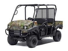 New 2016 Kawasaki Mule 4010 Trans4x4 Camo ATVs For Sale in Ohio. 2016 Kawasaki Mule 4010 Trans4x4 Camo, The Mule™ 4010 Trans4x4® Camo Side x Side with Realtree Xtra® Green Camo pattern exudes the outdoor sportsman lifestyle. This versatile mid-size four-passenger workhorse is well equipped to put in a hard day of work and support hunting and fishing adventures.