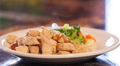 Jamie Eason's Simple Sweet And Sour Chicken. Bodybuilding.com