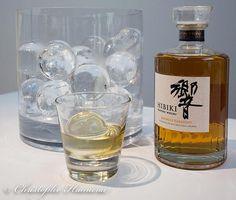 Le nouveau #whisky japonais Hibiki Japanese Harmony en Iceball #gastronomie
