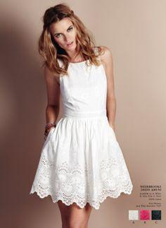 #JackWills Gorgeously girly Meerbrooke dress