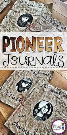 Are you looking for a meaningful way to integrate writing in your social studies classroom?  Try historical journals!  A great way to integrate narrative writing and history! #artprojects