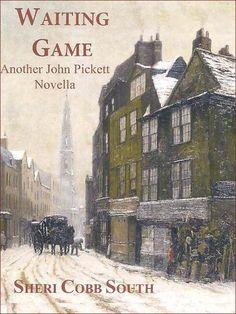 Calling all John Pickett fans, the latest novela has arrived.
