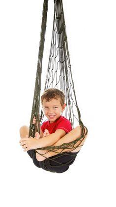 Sensory Swing, Sensory Play, Calm Down Corner, Fight Or Flight Response, Sensory Stimulation, Sensory Issues, Anxiety Help, Tough Day, Sensory Activities