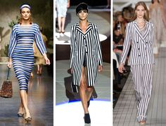 Stylish Spaghetti Strap Stripe Print Lace-Up Women's Dress Summer Dresses