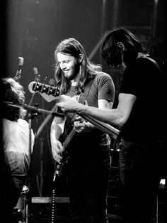 Pink Floyd: David Gilmour and Roger Waters on the Dark Side of the Moon Tour, by Jill Furmanovsky