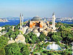 Sainte Sophie, Istanbul, Turquie