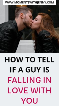 If you've been dating this particular guy for some time now, here's how to tell if he's falling in love with you. New Relationships, Relationship Problems, Relationship Memes, Dating Tips For Women, Dating Advice, Cute Girlfriend Quotes, Signs He Loves You, Romantic Sayings, Healthy Relationship Tips