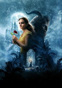 Beauty and the Beast 2017 Wallpaper http://www.erodethefat.com/blog/lean-belly/