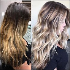 Painted with Oligo Professionnel clay lightener and OLAPLEX . I added a lowlight of All-Nutrient Organic Hair Care just where she needed depth to make the blonde pop ! Grey Balayage, Balayage Hair Blonde, Brown Blonde Hair, Medium Blonde, Balayage Highlights, Hair Color And Cut, Ombre Hair Color, Pinterest Hair, Hair Looks