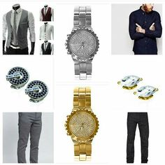 Easter suits, Father's Day, any day fashion! Men, I know you've been wondering why the ladies get all the love. Traci Lynn Fashion Jewelry has something for you too! Shop my e-boutique www.tracilynnjewelry.net/latoyastewart