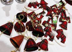 Šite vianočne ozdoby