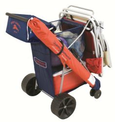 Everyone needs a Tommy Bahama Wonder Wheeler Beach Cart! Beach Cart, Pawleys Island, Tommy Bahama, Vacation Ideas, Rio, Baby Strollers, Amazon, Children, Bags