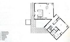 Louis Kahn - Norman Fisher House