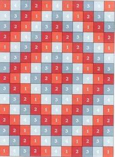 Image result for Rag Quilt Pattern Variations