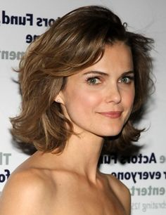 awesome Keri Russell New, Short, Bob, Medium Hairstyles Pictures