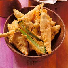 Ob lauwarm oder heiß: Pakoras schmecken immer. Die kleinen Leckerbissen aus Zentralindien haben sich zum echten Exportschlager entwickelt.