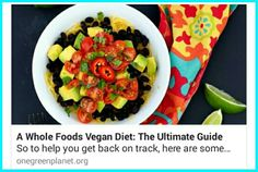 The Ultimate Guide to a Whole Foods Plant Based Diet, check out this good info... http://www.onegreenplanet.org/vegan-food/a-whole-foods-vegan-diet-the-ultimate-guide/ #onegreenplanet #cleaneating #plantbased #guide #itseasy #youcandoit #healthyeating #plantstronghealthandfitnesswithmelanie