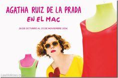 MAC de Panamá abre exposición de diseñadora española Ágatha Ruiz de la Prada - http://www.leanoticias.com/2014/10/29/mac-de-panama-abre-exposicion-de-disenadora-espanola-agatha-ruiz-de-la-prada/