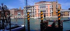 Grand Canal, Venice, Italy - Palazzo Sant'Angelo, now a luxury hotel