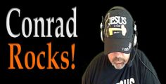 """Podcasts here for a few days.   I may go on a vacation for a few days. Here is a podcast player so you can check in daily for some of my most popular podcasts which include testimonies.  Listen to """"Coffee With Conrad"""" on Spreaker.  podcast player"""